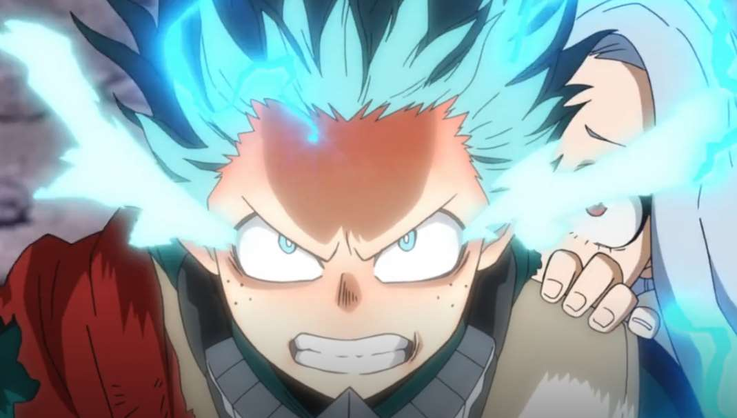 Boku no Hero Academia 4 Episódio 13